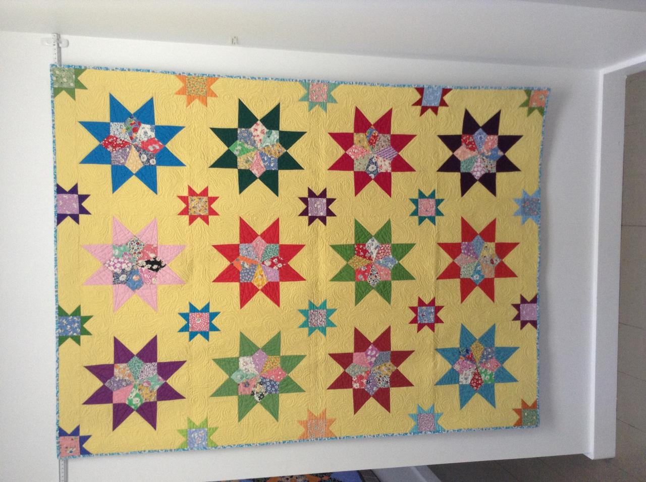 Brookside Quiltworks - Wall Quilts for Sale